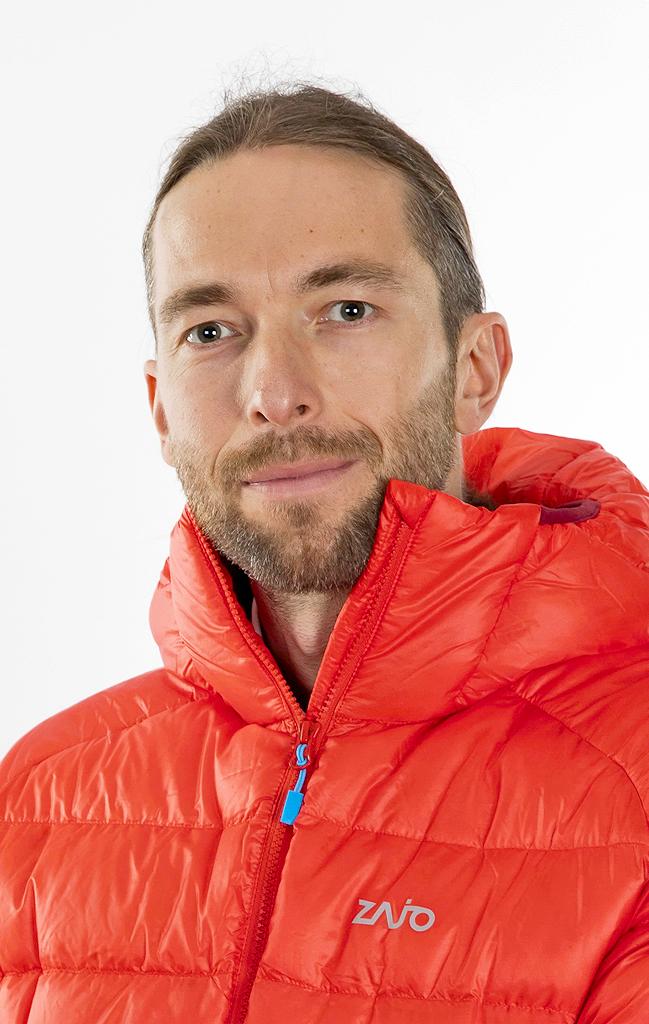 Suhajda Szilárd - expedíciós hegymászó