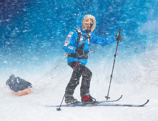 Rakonczay Gábor extrém teljesítmény sportoló