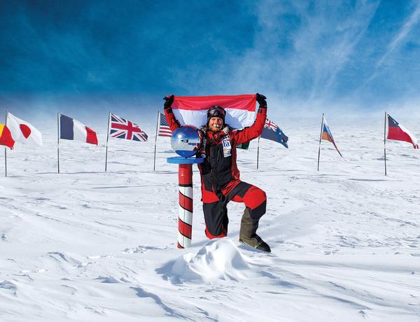 A Déli-sark Expedíció sportkommunikációs folyamatai és fázisai